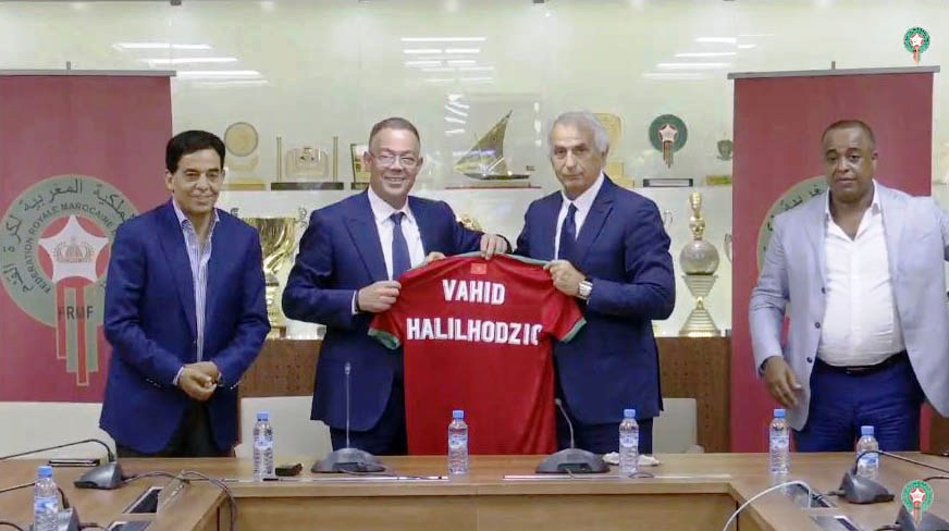 """""""خليلودزيتش"""" مدربا جديدا للمنتخب المغربي"""