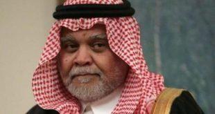 تدخل على هامش تصريحات الأمير بندر…
