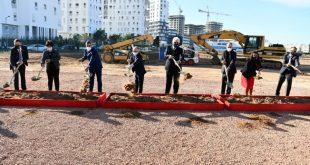 """باستثمار 300 مليار سنتيم.. أمريكا تشرع في بناء قنصلية عامة بطراز عالمي في """"كازابلانكا"""" …"""