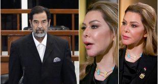 رغد صدام حسين: والدي كان مخدراً ولم يختبئ في غار.. ونفتخر أنه لقي تلك النهاية …