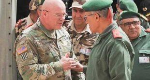 الرئيس الامريكي ينسف أحلام  عسكر الجزائر: التحضير لأضخم مناورة عسكرية مغربية أمريكية على مشارف تندوف