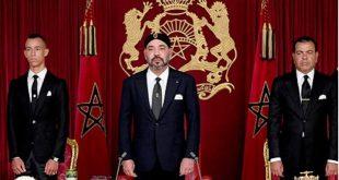 8 رسائل  مهمة من للملك محمد السادس إلى من يهمهم الأمر…