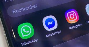 """عُطلٌ مفاجئ يوقف خدمات """"فيسبوك"""" و""""واتساب"""" و""""إنستغرام"""" عبر العالم…"""